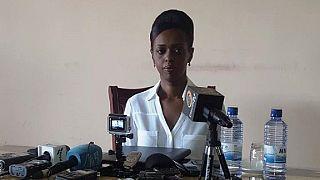Scandal-hit female challenger of Rwanda's Kagame bounces back