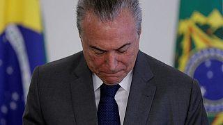 رئیسجمهور برزیل قصد استعفاء ندارد