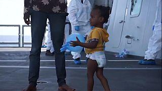 UNICEF-Bericht: 300.000 Kinder ohne Eltern auf der Flucht
