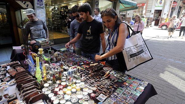 Uruguay: Marihuana aus der Apotheke
