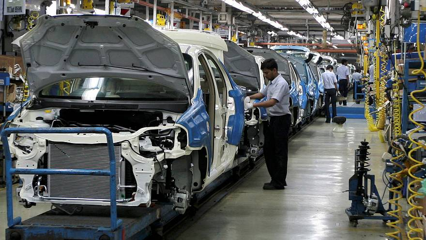 General Motors bails out of India and South Africa