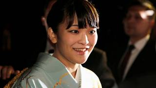 Japanese princess to give up royal title for love