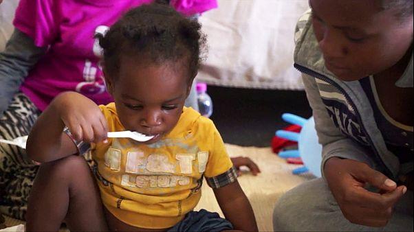 UNICEF report reveals five-fold increase of unaccompanied child migrants
