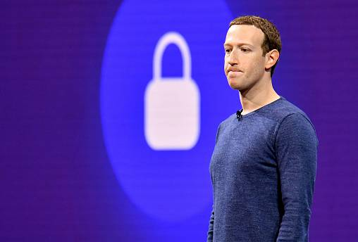 Image: Facebook CEO Mark Zuckerberg