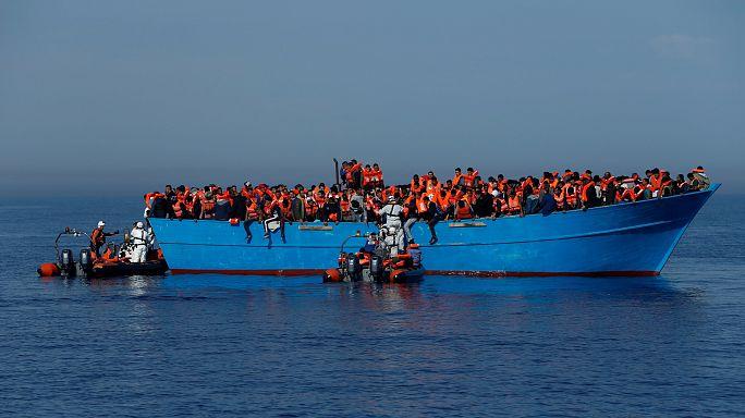 Auch Österreich will Migranten schon in Libyen stoppen