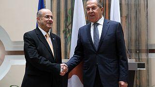 Κυπριακό και φυσικό αέριο στη συνάντηση Κασουλίδη με Λαβρόφ