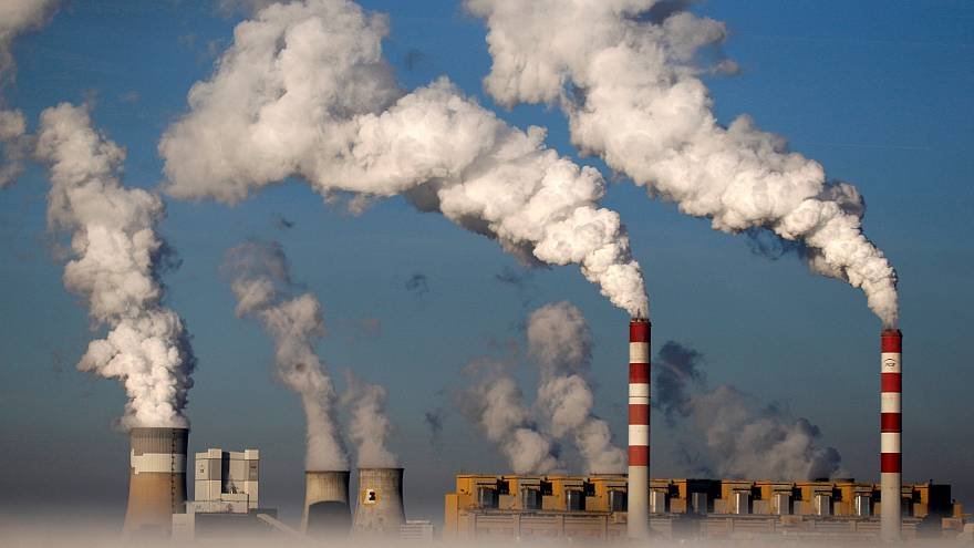 Which European countries are the most polluted?