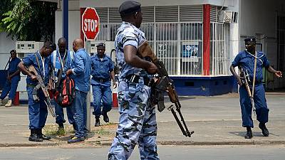 Grenade attack kills three Burundi ruling party members