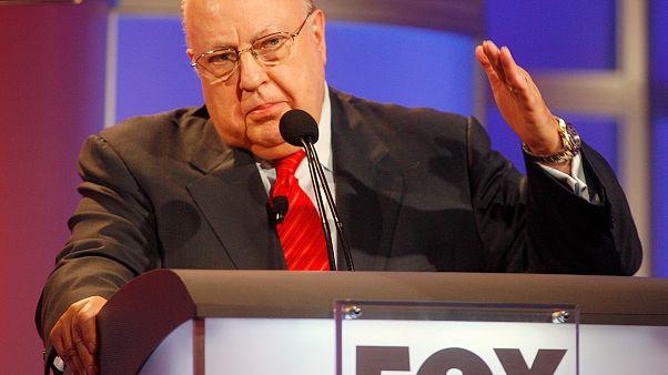 Scandal-hit founder of Fox News dies