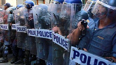 Vers une force de police africaine