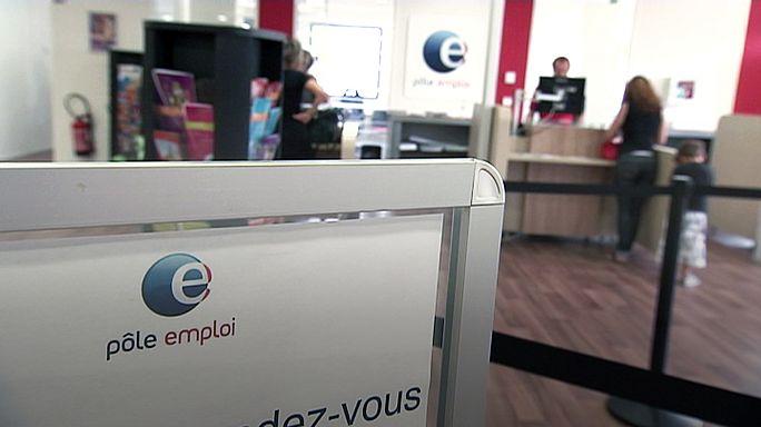 França: taxa de desemprego desce para 9,3%