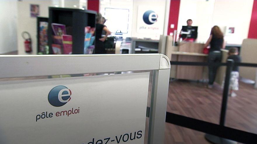 Csökkent a munkanélküliség Franciaországban