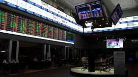 Бразильська біржа зупинила роботу