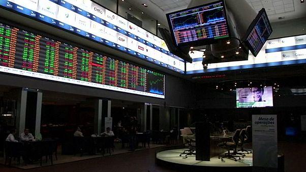 Бразилия: коррупционный скандал обрушил биржу