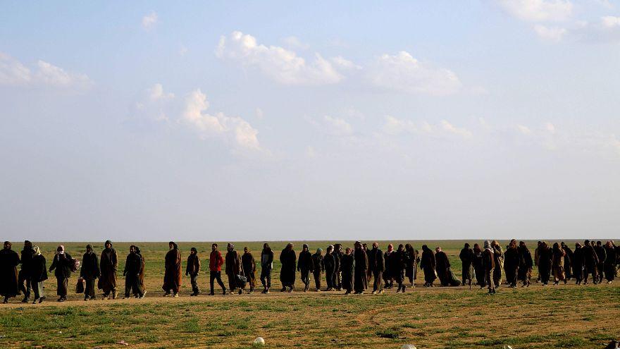 Image: Baghouz, Syria