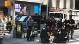 Une voiture fonce sur des piétons à Times Square : un mort et plusieurs blessés