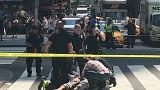 ΗΠΑ: Όχημα χτύπησε πεζούς στη Νέα Υόρκη