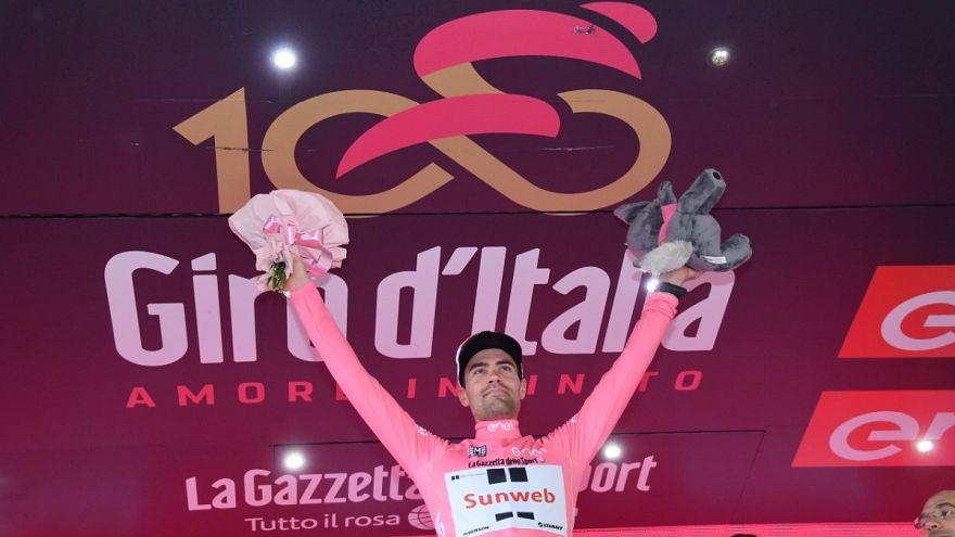 Giro d'Italia: Gaviria zum Dritten