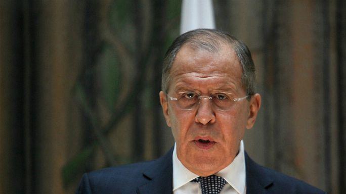 Lavrov no ve secreto en la información que le dio Trump