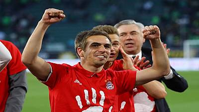 Ancelotti praises 'fantastic' Alonso and Lahm