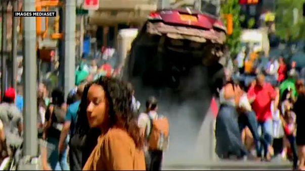 Un exmilitar ebrio responsable del atropello mortal de Times Square