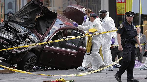 Auto assassina a New York, ma non si tratta di terrorismo