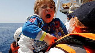 UNICEF report shows unaccompanied child migrants up five-fold