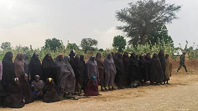 Girl who escaped 3-year Boko Haram captivity not a Chibok girl - Gov't
