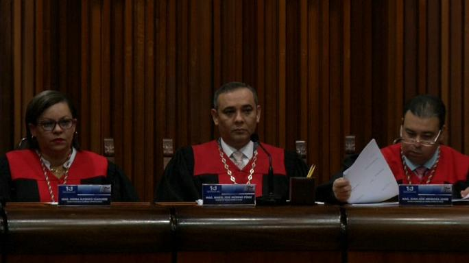 EEUU sanciona a ocho magistrados venezolanos