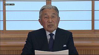 Japão abre porta à renúncia do Imperador