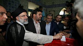 Election présidentielle : jour de vote en Iran