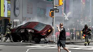 Condutor de Times Square acusado de homicídio
