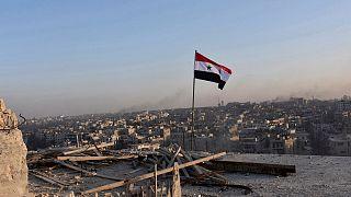ضربة عسكرية أميركية ضد قافلة تابعة للجيش السوري قرب الحدود العراقية