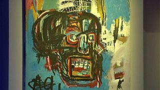 تابلوی ژان میشل باسکیا به قیمت بیش از ۱۱۰ میلیون دلار به فروش رسید