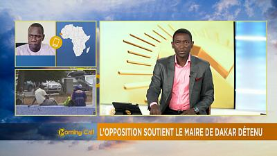 Senegal's opposition coalition supports jailed Dakar mayor [The Morning Call]
