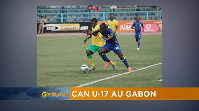 2017 Africa Under-17 Cup of Nations in Gabon [The Morning Call]