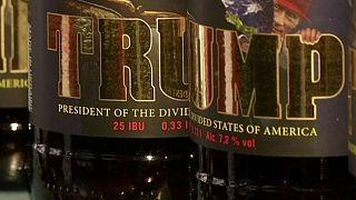 Ucraina, la birra dedicata a Trump