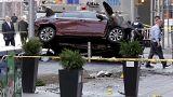 Трагедия в центре Нью-Йорка