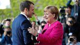 Тандем Меркель-Макрон. Шульц сник. Партия Орбана - пария
