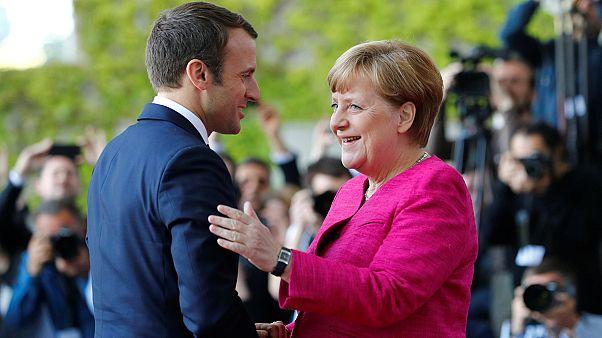 """El nuevo tándem europeo y la """"profundización"""" en el euro"""