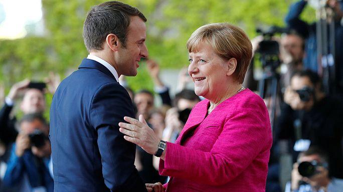 State of the Union: new Merkel-Macron double act