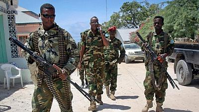 Somali soldiers stage short-lived mutiny over salary arrears