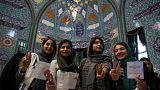 ایران؛ پای صندوق های رای