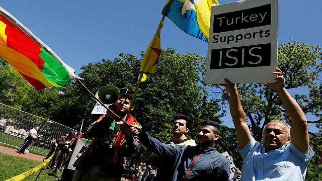 ترکیه خواستار برکناری نماینده آمریکا در ائتلاف بر ضد داعش شد