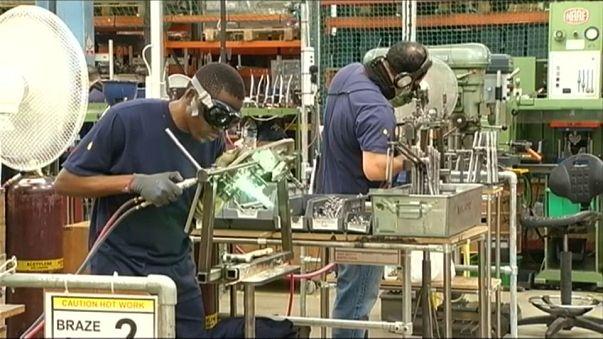 GB : les usines font le plein de commandes