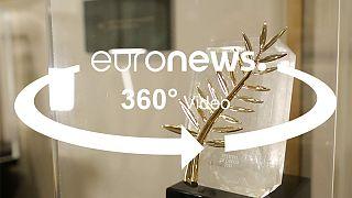 Les secrets de la Palme d'or en 360°