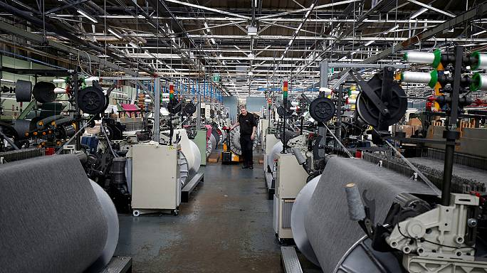 UK manufacturing output and orders strong