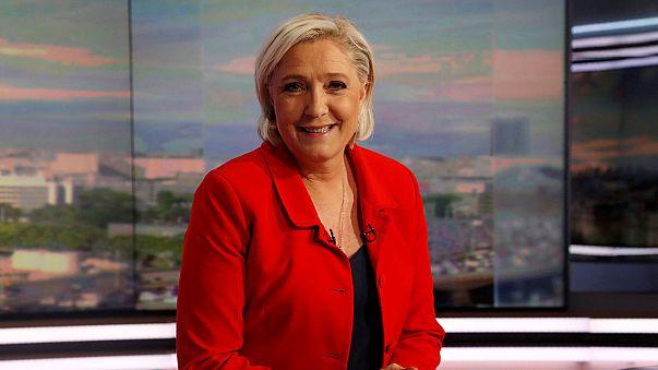 Marine Le Pen regrets 'aggressive' debate performance against Macron
