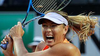 Maria Sharapova joga qualificação em Wimbledon