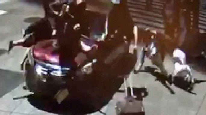 حادثهآفرین میدان تایمز نیویورک دو بار حین مستی دستگیر شده بود